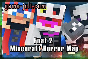 Five Nights at Freddy's 2 Minecraft Horror Map | Game Jolt Fnaf