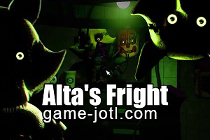 ALTA'S FRIGHT (OFFICIAL)