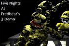 Five Nights at Fredbear's 3 Demo